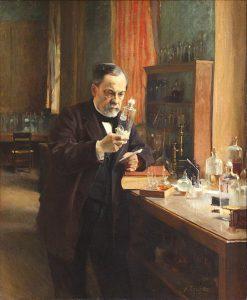 Luis Pasteur 1885
