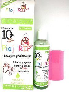 Shampoo Piojo RIP