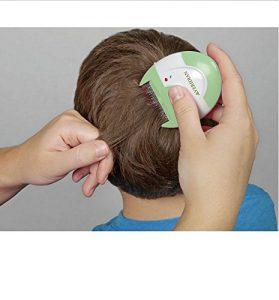 Uso en niños del peine electrónico Veridian Healthcare Finito