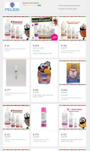 MercadoLibre E-shop