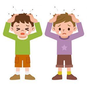 Comezón e irritación en la cabeza