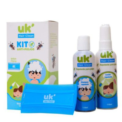 UK kit Hair Clean