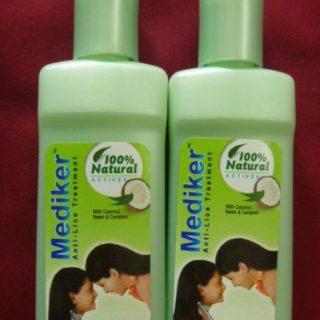 Shampoo Mediker Anti-Piojos