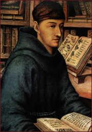 Fray Bernardino de Sahagún
