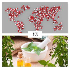 Medicina Occidental vs. Medicina Alternativa