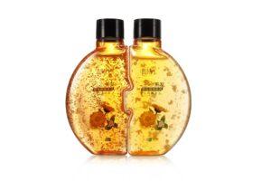 Shampoo elaborado con productos naturales