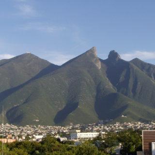 Cerro de la Silla por Nathaniel C. Sheetz