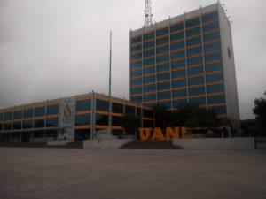 Rectoría UANL por Gjuarezm