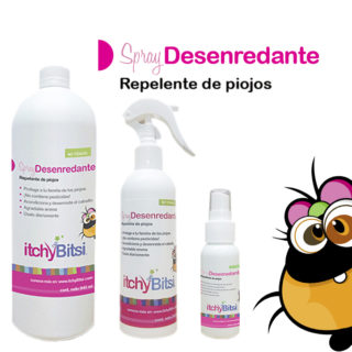 itchyBitsi SPRAY DESENREDANTE