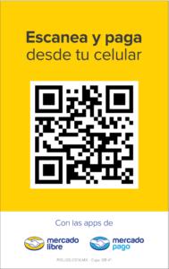 MercadoLibre código QR