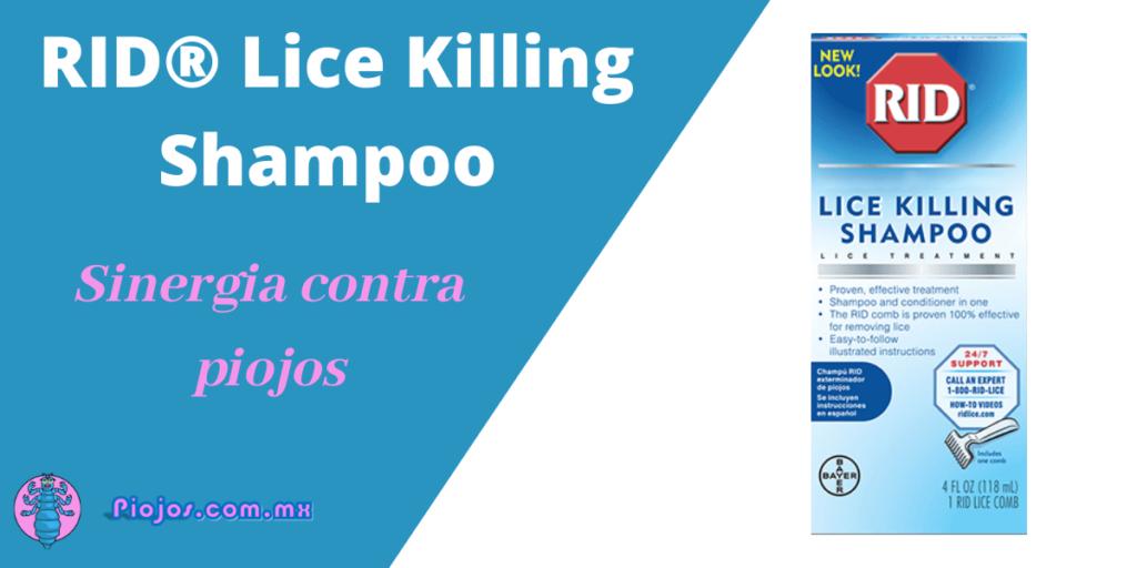 RID® Lice Killing Shampoo