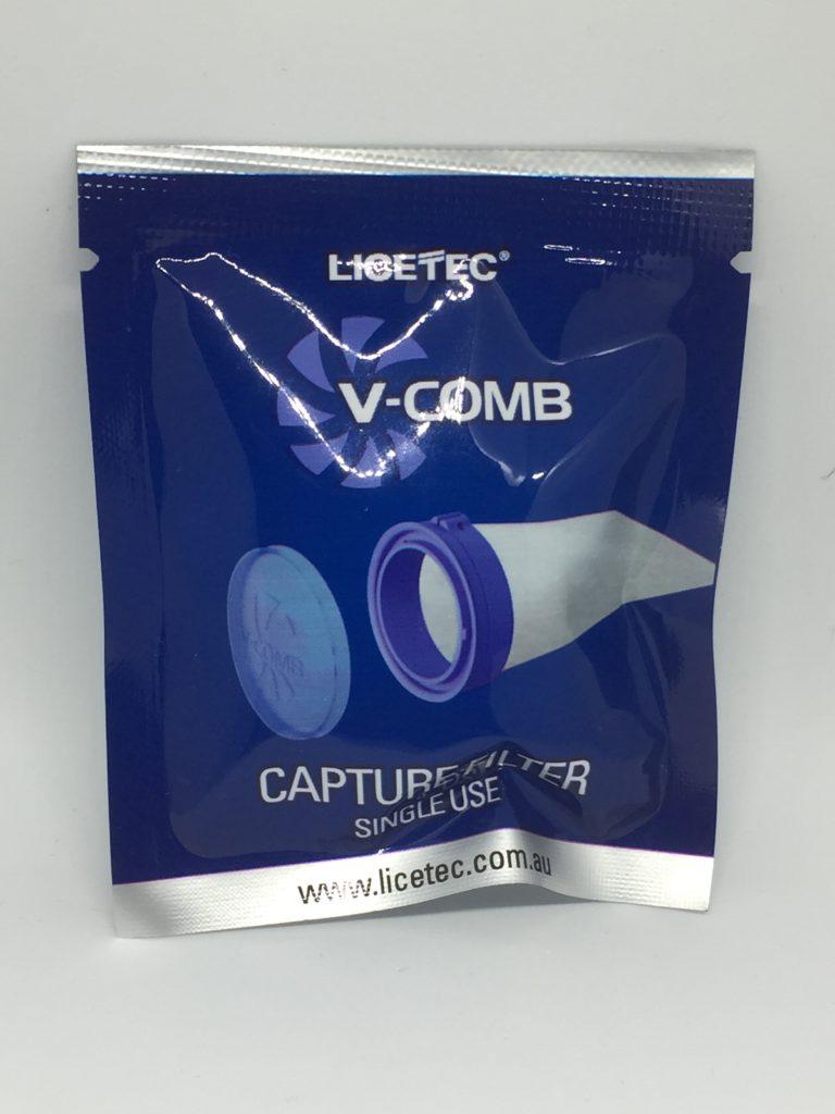 Filtros para Aspiradora para Piojos V-COMB