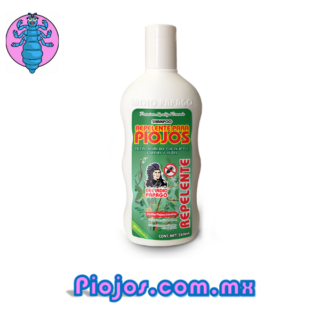 Del Indio Papago - Shampoo para Piojos Anverso